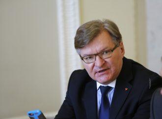 Григорій Немиря бере участь у засіданні виконавчого комітету Міжнародного демократичного союзу