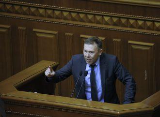 Президент Порошенко побудував свою виборчу кампанію на брехні і підкупі, – Сергій Соболєв