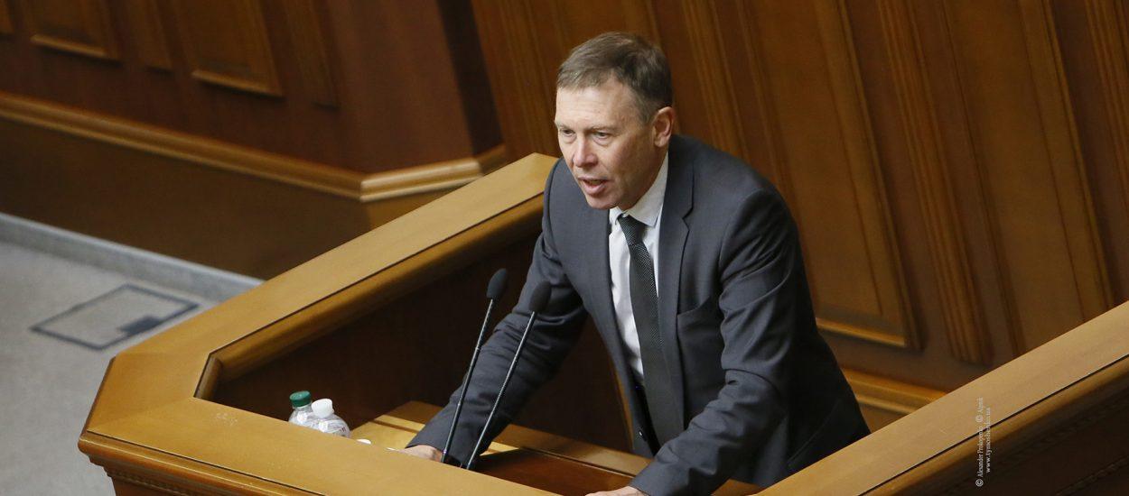 Сергій Соболєв закликав президента внести до складу ЦВК 13 кандидатур від усіх фракцій