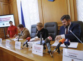«Батьківщина» підписала Меморандум з аграріями, 23.03.2018