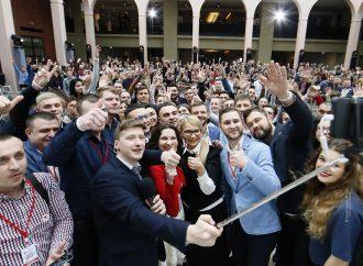 Юлія Тимошенко взяла участь у Форумі української молоді, 31.03.2018