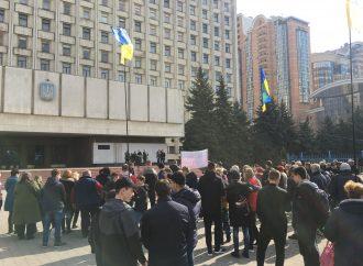 Громадськість Одещини вимагає зареєструвати Тимура Хасаєва селищним головою Таїрового
