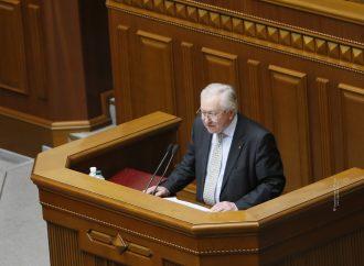 Борис Тарасюк: Дипломатична служба – це один із трьох фронтів, які сьогодні тримає Україна