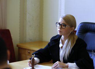 Юлія Тимошенко: «Батьківщина» та медики розроблять «дорожню карту» побудови якісної медицини
