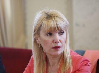 Ірина Верігіна: На Луганщині люди хочуть нормального життя у складі України