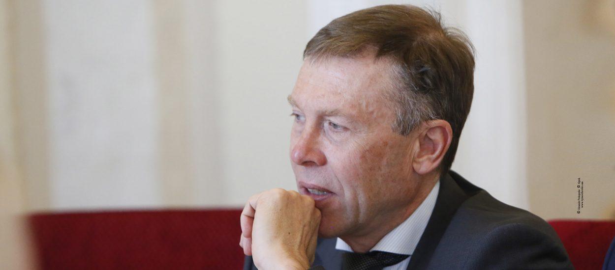 Сергій Соболєв: Парламент не розглядав питання формування ЦВК через відсутність політичної волі Порошенка