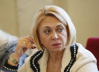 Олександра Кужель: Людям, які живуть у холоді, байдужі лозунги президента про досягнення