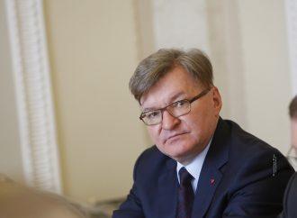 Григорій Немиря вітає перемогу Санду на президентських виборах у Молдові
