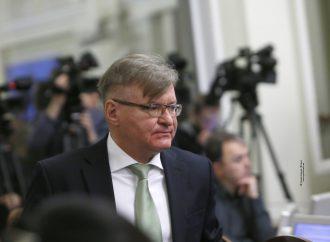 Григорій Немиря: Причини блокування розгляду законопроекту про пенсійні виплати ВПО обговорять на комітетських слуханнях
