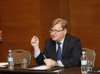 Григорій Немиря бере участь у міжнародній конференції «Україна, 4 роки після Майдану»