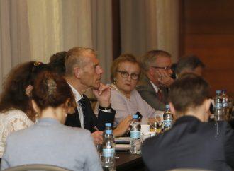 Представники «Батьківщини» зустрілися з делегацією Європарламенту, 06.04.2018