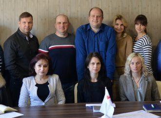 На Луганщині «Батьківщина» формує робочі органи зональних парторганізацій