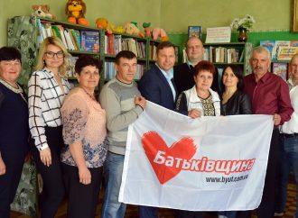На Луганщині представниця «Батьківщини» стала старостою села Новочервоного