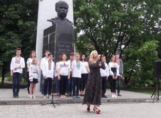 У Слов'янську «батьківщинівці» вшанували пам'ять Тараса Шевченка