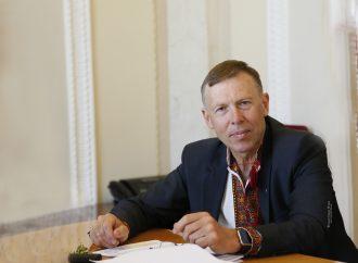 С.Соболєв: Рада не розглядала питання формування ЦВК через відсутність політичної волі Порошенка, 18.05.2018
