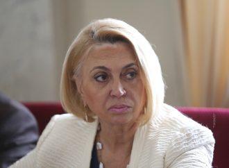 Олександра Кужель: Україна має навчитися відстоювати національні інтереси