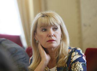Ірина Верігіна: «Демократична» влада Порошенка чинить тиск на наших депутатів на Луганщині