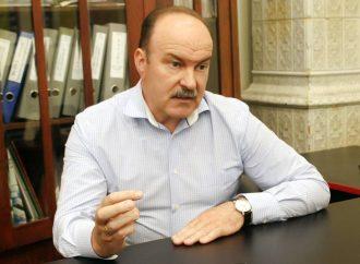 Михайло Цимбалюк: Потрібно якнайшвидше шукати шляхи виходу з кризи й адаптації до нових умов роботи та розвитку країни