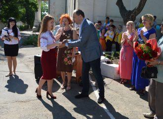 Миколаївські «батьківщинівці» взяли під опіку школу-інтернат для особливих дітей
