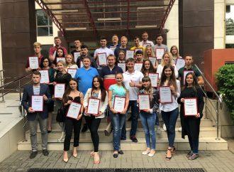 «Батьківщина Молода» провела ІХ «Школу європейського політика»