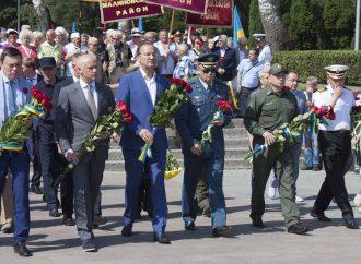 В Одесі «Батьківщина» вшанувала пам'ять жертв Другої світової війни