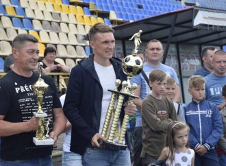 У Рівному «Батьківщина» провела футбольний турнір «Кубок майбутніх чемпіонів»