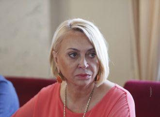 Олександра Кужель: Результати місцевих виборів – це індикатор підтримки українцями курсу Тимошенко