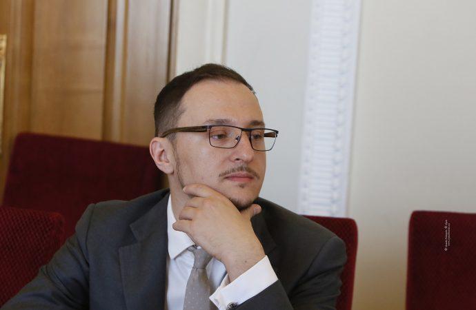 Олексій Рябчин: Економічне зростання допоможе Україні позбутися залежності від кредиторів, 23.10.2018
