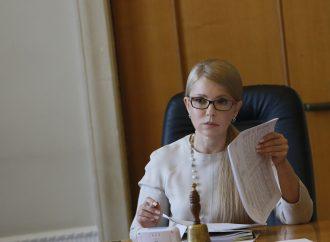 Фіксований податок на землю та беззаставні кредити – план Тимошенко для аграріїв