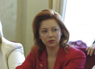 Альона Шкрум: Я нічого не проголосую без тексту законопроекту