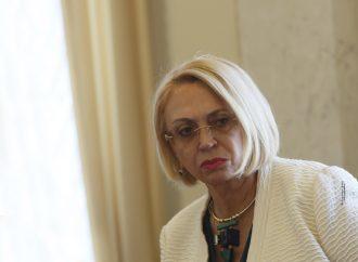 Олександра Кужель: «Слуги народу» зробили 21 липня днем корупції та зневаги до країни