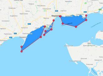 Луганська «Батьківщина» розкритикувала закриття владою акваторії Азовського моря