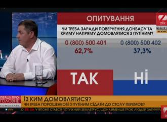 Сергій Євтушок: Закон про Нацбезпеку має стосуватися не лише держави, але й кожного українця, 19.06.2018