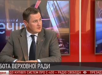 Сергій Євтушок про мітингарів під Радою: Це люди, які шукають справедливості