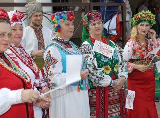 Криворізька «Батьківщина» підтримала фестиваль «Червона калина»