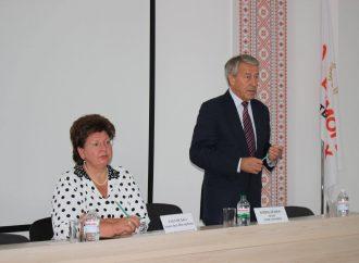 Іван Кириленко зустрівся з активом «Батьківщини» Житомирщини