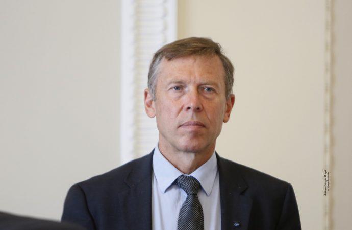 Ніхто не може впливати ззовні на рішення України, – Сергій Соболєв, 31.10.2019