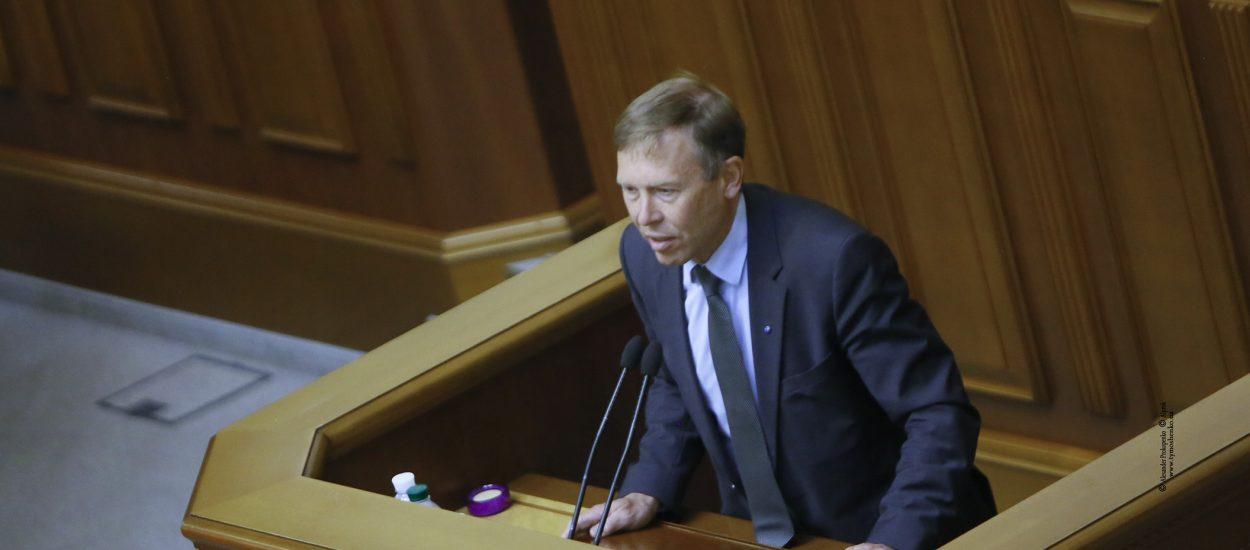 «Батьківщина» голосуватиме лише за бюджет розвитку, – Сергій Соболєв