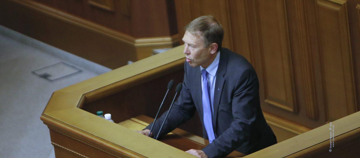 Сергій Соболєв: «Батьківщина» не голосуватиме за бюджет: жодна правка фракції не врахована