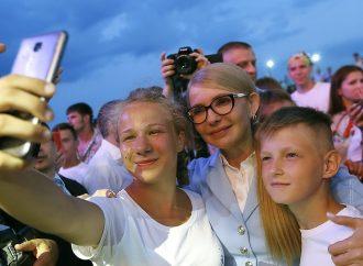 Юлія Тимошенко: Стратегічне завдання для країни – розкрити повною мірою таланти та здібності дітей