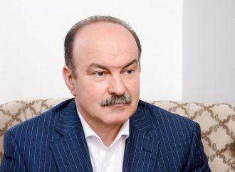 Михайло Цимбалюк: (Де)централізація