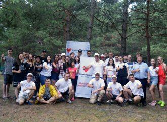 У Сухолуччі під Києвом пройшло чергове регіональне таборування «Батьківщини Молодої»