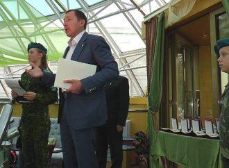 «Батьківщинівці» Полтавщини допомагають бійцям-землякам