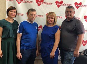 Віктор Олійник побував з робочим візитом на Вінниччині
