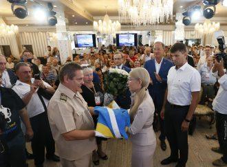Юлія Тимошенко: Ми не допустимо передачі в концесію найкращих портів України