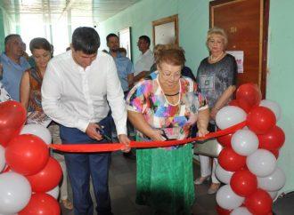 У Кам'янському відкрили оновлену громадську приймальню «Батьківщини»