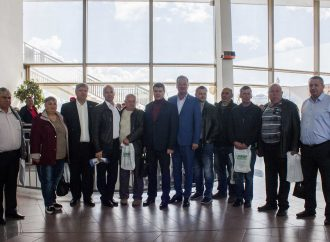 В Одесі за участю «Батьківщини» відбулися регіональні збори аграріїв