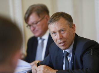 Сергій Соболєв розповів про антиофшорні ініціативи Юлії Тимошенко