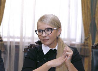 Юлія Тимошенко: Еміграція відчаю