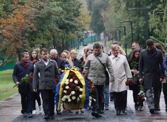 Юлія Тимошенко на вшануванні пам'яті жертв Бабиного Яру, 29.09.2018